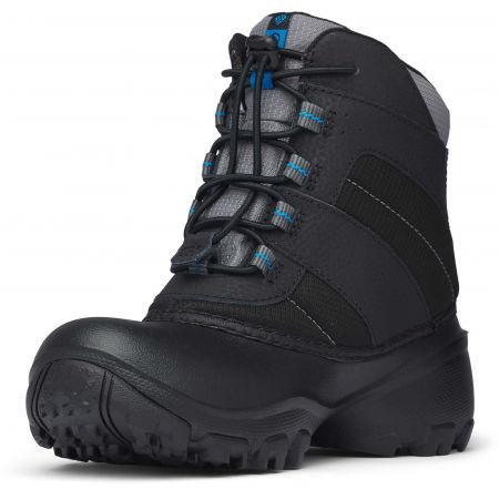 Dětská zimní obuv - Columbia YOUTH ROPE TOW  III - 6