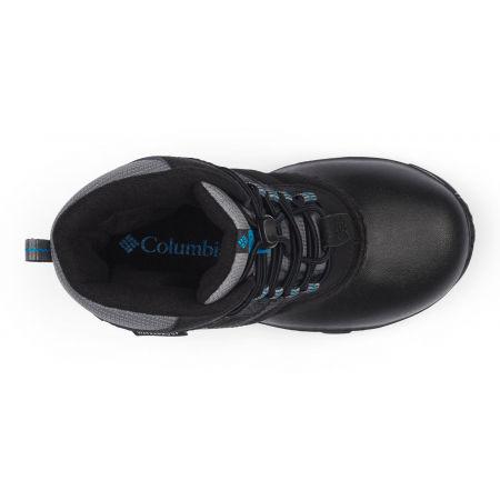 Dětská zimní obuv - Columbia YOUTH ROPE TOW  III - 3