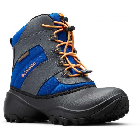 Dětská zimní obuv - Columbia YOUTH ROPE TOW  III - 1