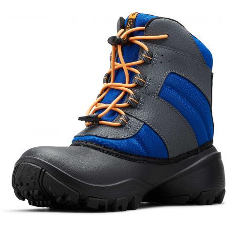 Dětská zimní obuv - Columbia YOUTH ROPE TOW  III - 8