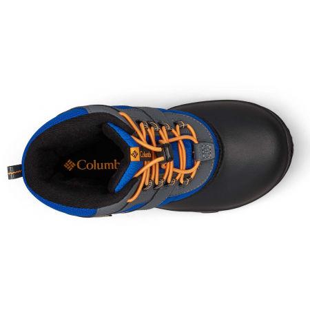 Dětská zimní obuv - Columbia YOUTH ROPE TOW  III - 4