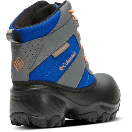 Dětská zimní obuv - Columbia CHILDRENS ROPE TOW  III - 9