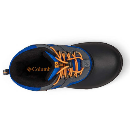 Dětská zimní obuv - Columbia CHILDRENS ROPE TOW  III - 4