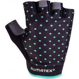 Klimatex TRIXI - Dámské cyklistické rukavice