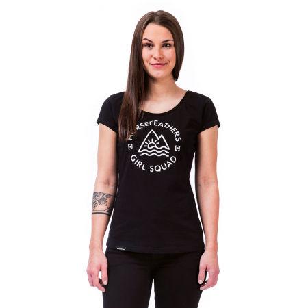 Dámské tričko - Horsefeathers TASHA TOP - 1