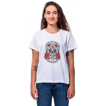 Dámské tričko - Horsefeathers MEXICANA TOP - 1