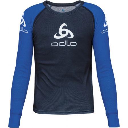 Dětské tričko - Odlo SUW KID'S TOP CREW NECK L/S ORIGINALS LIGHT - 1
