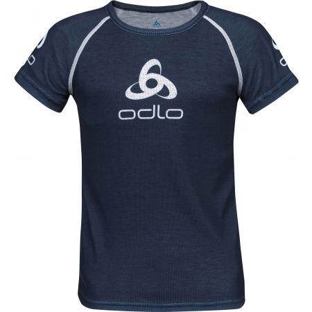Dětské tričko - Odlo SUW KID'S TOP CREW NECK S/S ORIGINALS LIGHT - 1