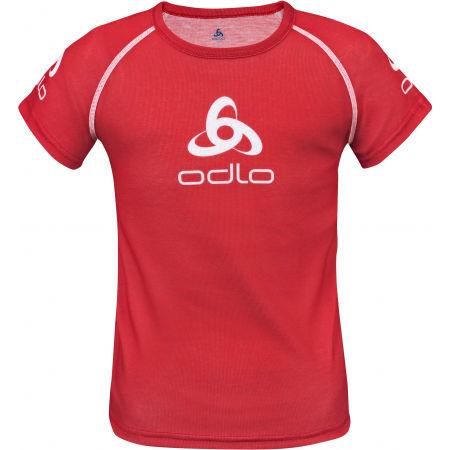 Odlo SUW KID'S TOP CREW NECK S/S ORIGINALS LIGHT - Dětské tričko