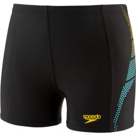 Speedo PLASTISOL PLACEMENT AQUASHORT - Chlapecké plavky s nohavičkou