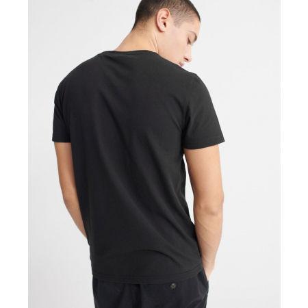 Pánské tričko - Superdry JPN BLOCK TEE - 2