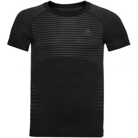 Pánské tričko - Odlo SUW MEN'S TOP CREW NECK S/S PERFORMANCE LIGHT - 1