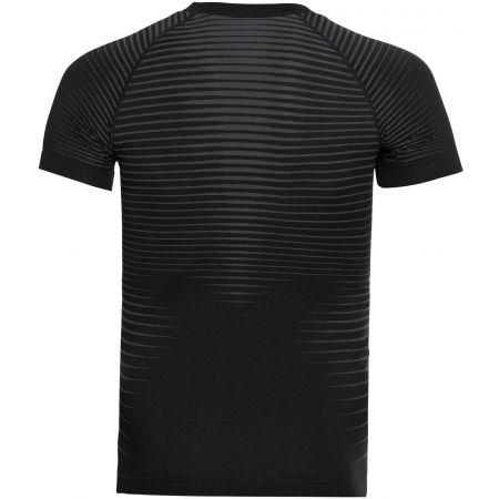 Pánské tričko - Odlo SUW MEN'S TOP CREW NECK S/S PERFORMANCE LIGHT - 2
