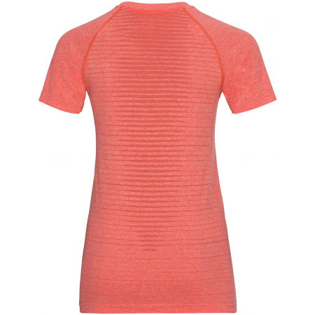 Dámské tričko - Odlo WOMEN'S T-SHIRT CREW NECK S/S SEAMLESS ELEMENT - 2
