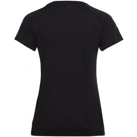 Dámské tričko - Odlo WOMEN'S T-SHIRT CREW NECK S/S CONCORD - 2
