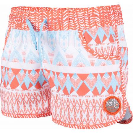 Aress OPAL JNR CORAL - Dívčí šortky