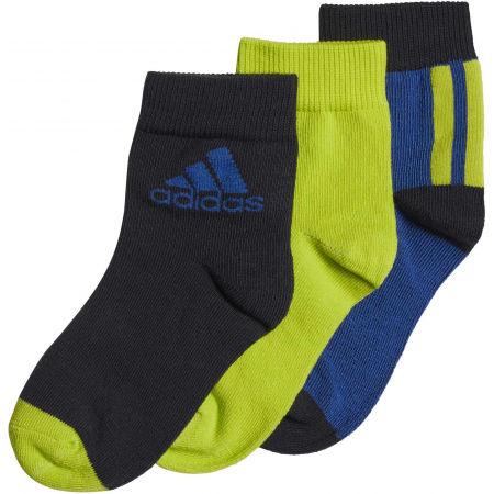 adidas LK ANKLE S 3PP - Dětské ponožky