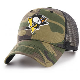 47 NHL PITTSBURGH PENGUINS CAMO BRANSON 47 MVP - Kšiltovka