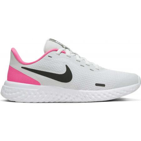 Nike REVOLUTION 5 (GS) - Dětská běžecká obuv