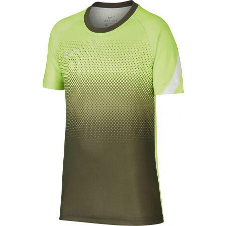 Nike DRY ACD TOP SS GX FP - Chlapecké fotbalové tričko