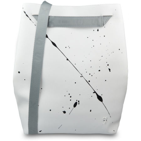 XISS SPLASHED WHITE CITY - Dámský batoh