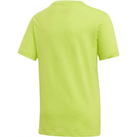 Chlapecké triko - adidas YB E LIN TEE - 2