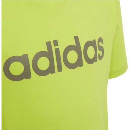 Chlapecké triko - adidas YB E LIN TEE - 3