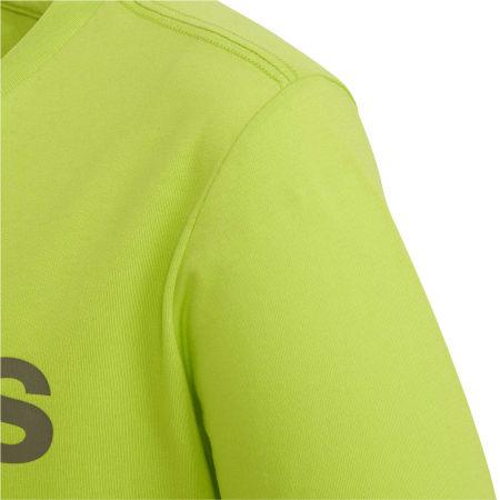 Chlapecké triko - adidas YB E LIN TEE - 5