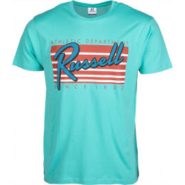 Russell Athletic MIAMI S/S CREWNECK TEE SHIRT - Pánské tričko