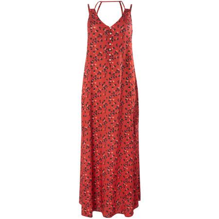 O'Neill LW BELINDA AOP LONG DRESS - Dámské šaty