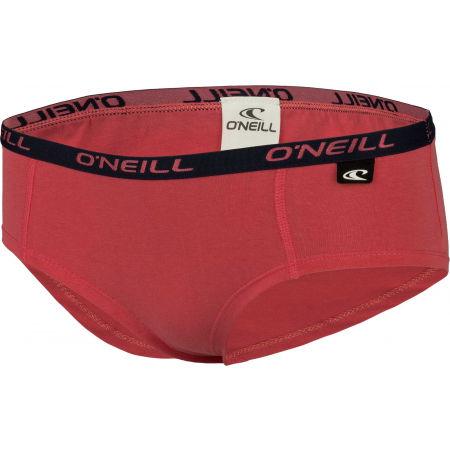 Dámské kalhotky - O'Neill HIPSTER PLAIN 2PACK - 6