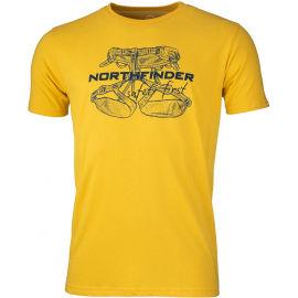 Northfinder DEWIN - Pánské triko