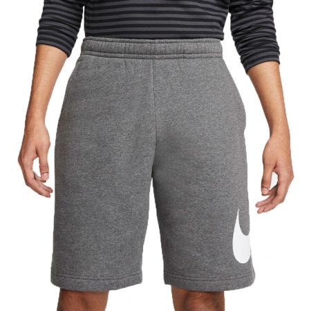 Pánské šortky - Nike SPORTSWEAR CLUB - 1