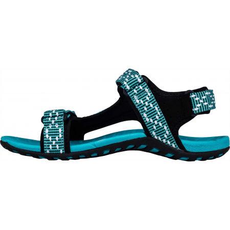 Dámské sandály - ALPINE PRO LAUN - 4