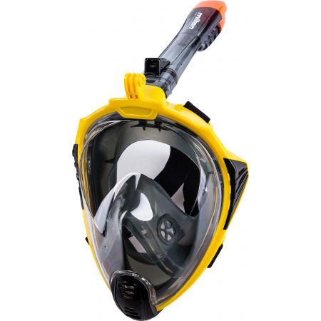 Miton UTILA 2 - Celoobličejová šnorchlovací maska