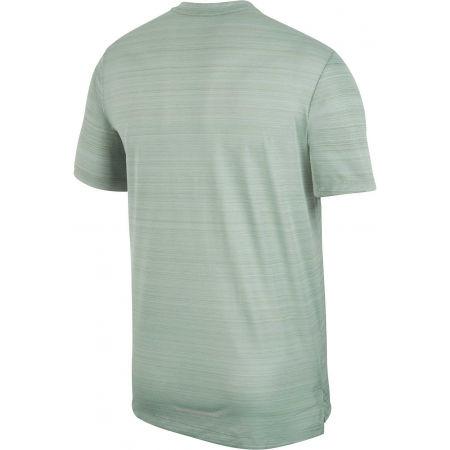 Pánské běžecké tričko - Nike DRY MILER TOP SS M - 2