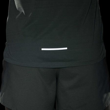 Pánské běžecké tričko - Nike DRY MILER TOP SS M - 9