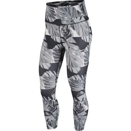 Dámské běžecké legíny - Nike FAST CROP RUNWAY PR HR W - 1