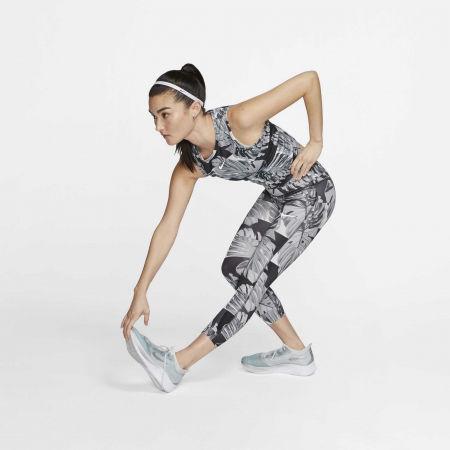 Dámské běžecké legíny - Nike FAST CROP RUNWAY PR HR W - 5