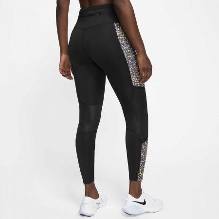 Dámské legíny - Nike ICNCLSH FAST TGHT 7_8 W - 5