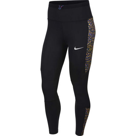 Dámské legíny - Nike ICNCLSH FAST TGHT 7_8 W - 1