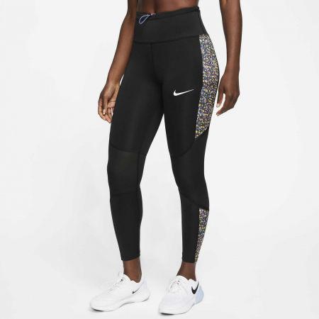 Dámské legíny - Nike ICNCLSH FAST TGHT 7_8 W - 3