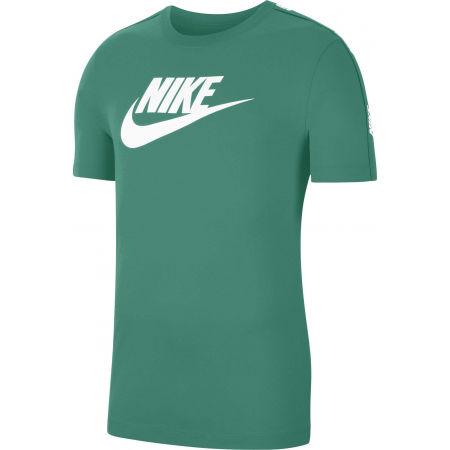 Pánské tričko - Nike NSW HYBRID SS TEE M - 1