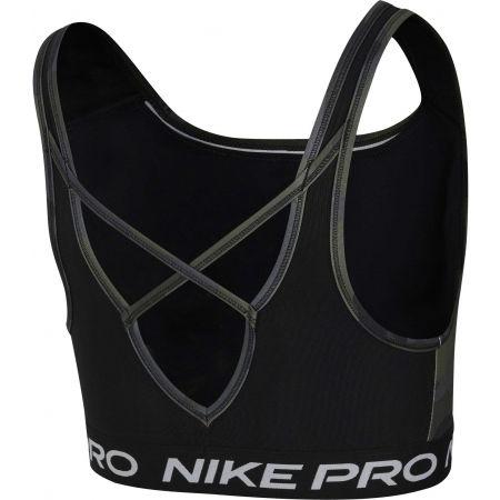 Dámská sportovní podprsenka - Nike SWOOSH BRA CAMO PRT - 2