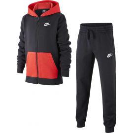 Nike NSW TRK SUIT CORE BF B - Chlapecká tepláková souprava