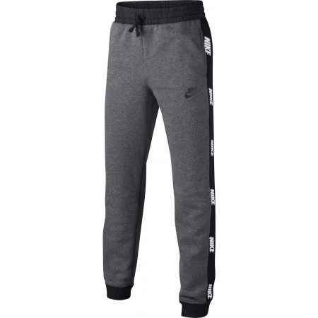 Nike NSW HYBRID PANT B - Chlapecké tepláky