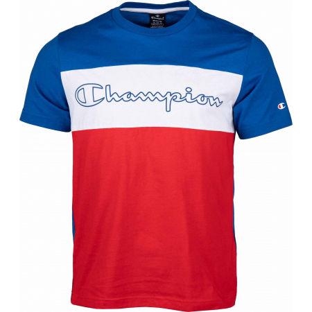 Champion CREWNECK T-SHIRT - Pánské tričko