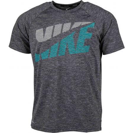 Pánské tričko do vody - Nike HEATHER TILT - 1