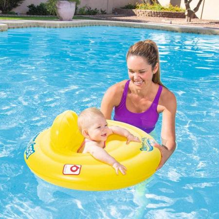 Dětský nafukovací kruh - Bestway BABY SEAT - 2