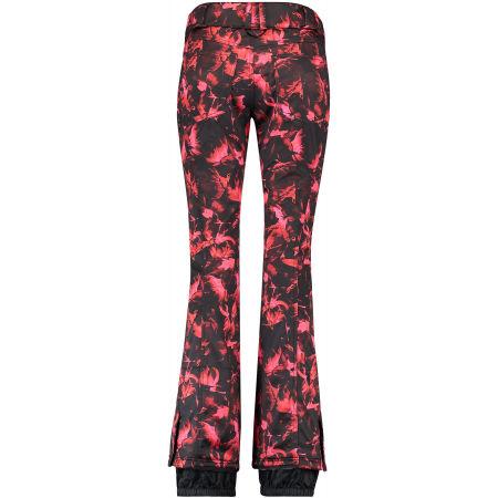 Dámské lyžařské/snowboardové kalhoty - O'Neill PW SPELL SKINNY PANTS AOP - 2